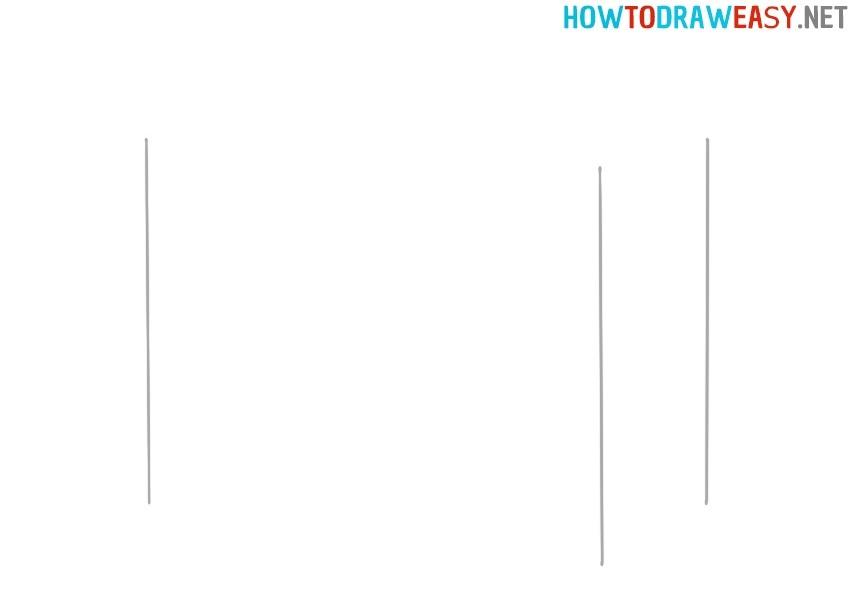 Draw a Kitchen Cabinet