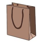 How to Draw a Paper Bag