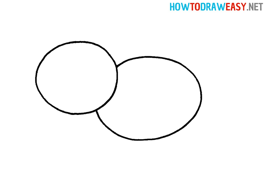 Tutorial How to Draw a Cat For Kids