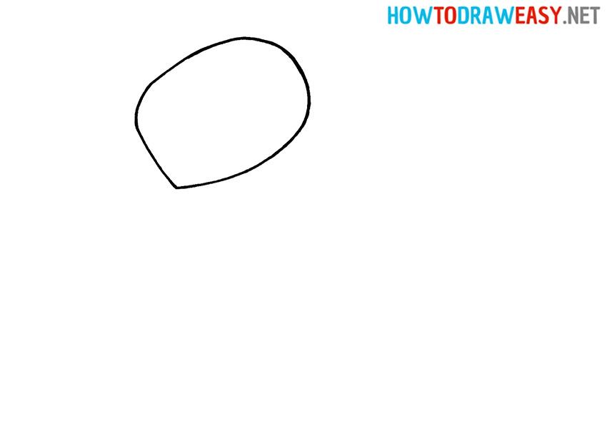 Draw a Dinosaur for Kids