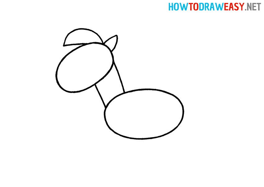 Easy Drawing a Unicorn