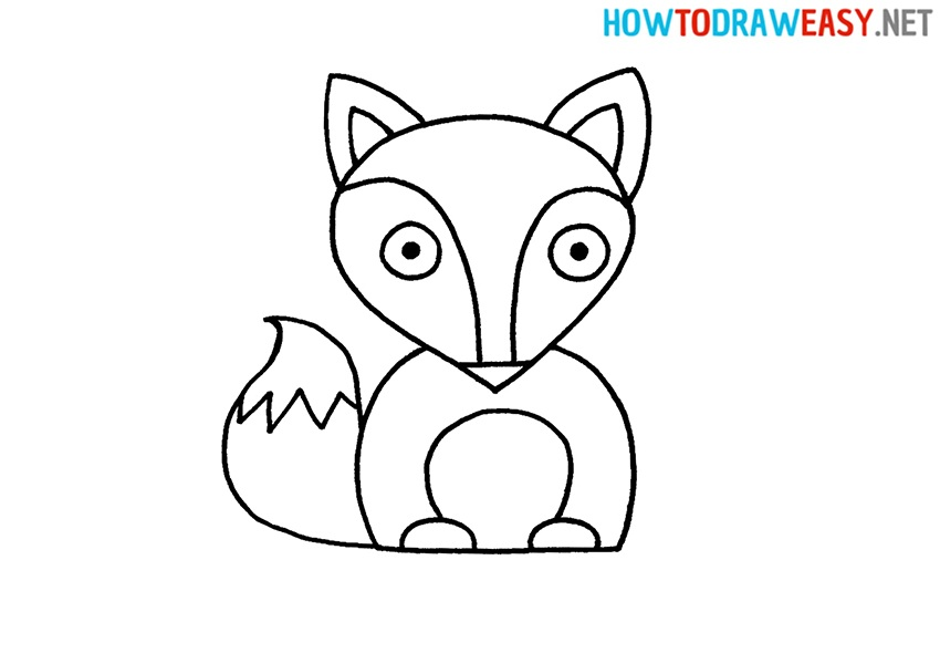 Learn How to Draw a Fox
