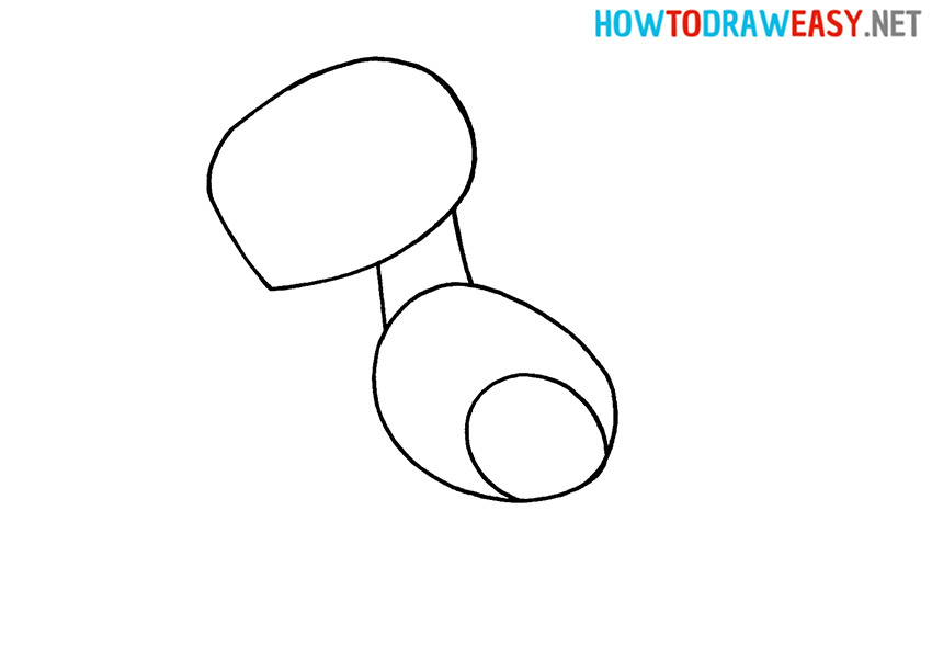 Learn how to draw a Dinosaur for kids