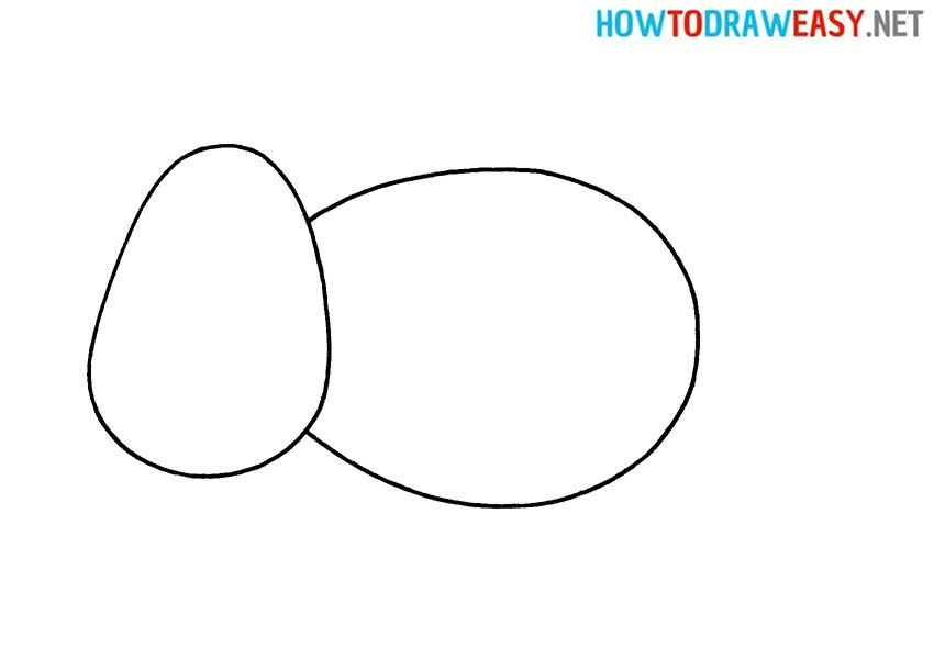 Tutorial How to Draw a Fox For Kids