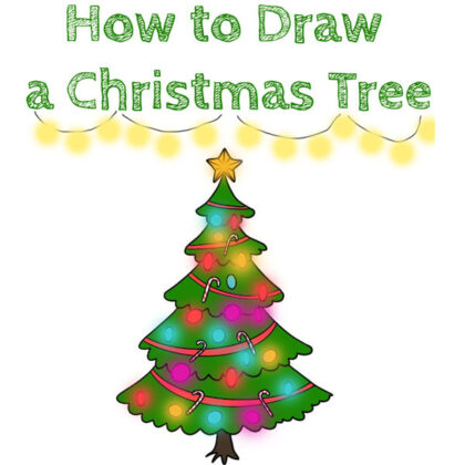 draw-a-christmas-tree-simple