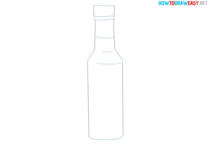 sauce drawing