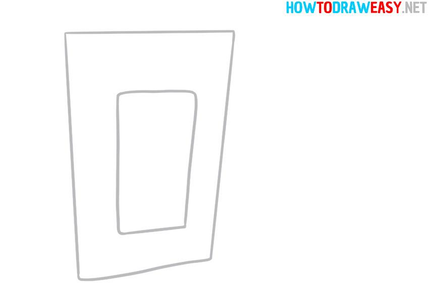 como dibujar un enchufe