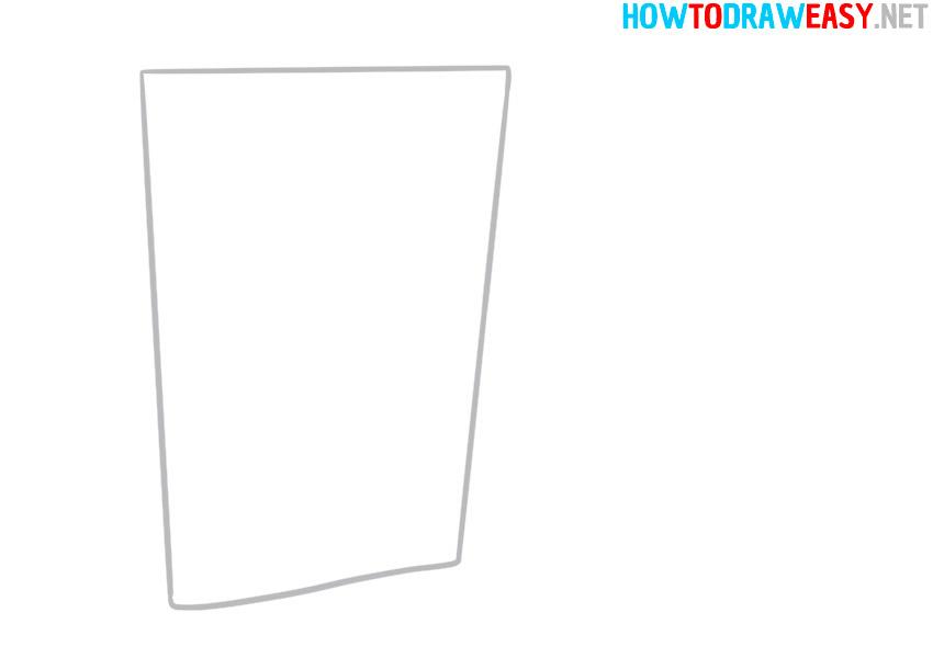 como dibujar zocalo y enchufe