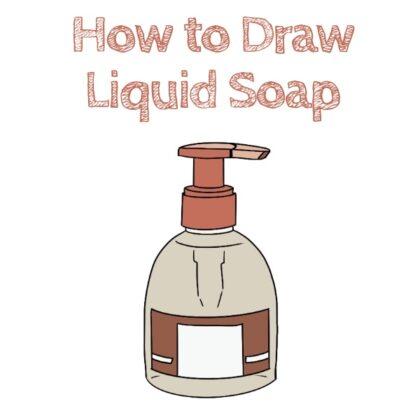 Draw Liquid Easy Drawing