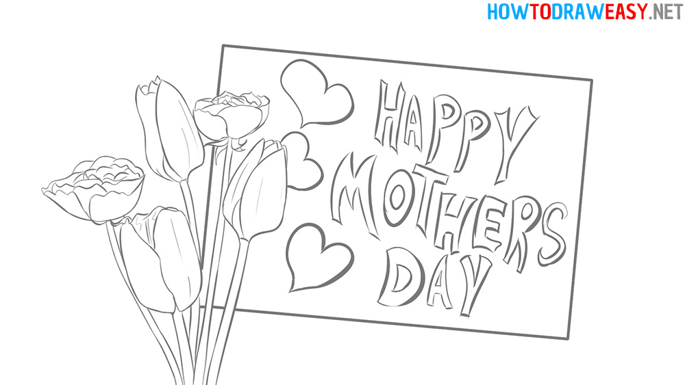 Drawing Ideas Mothers Day