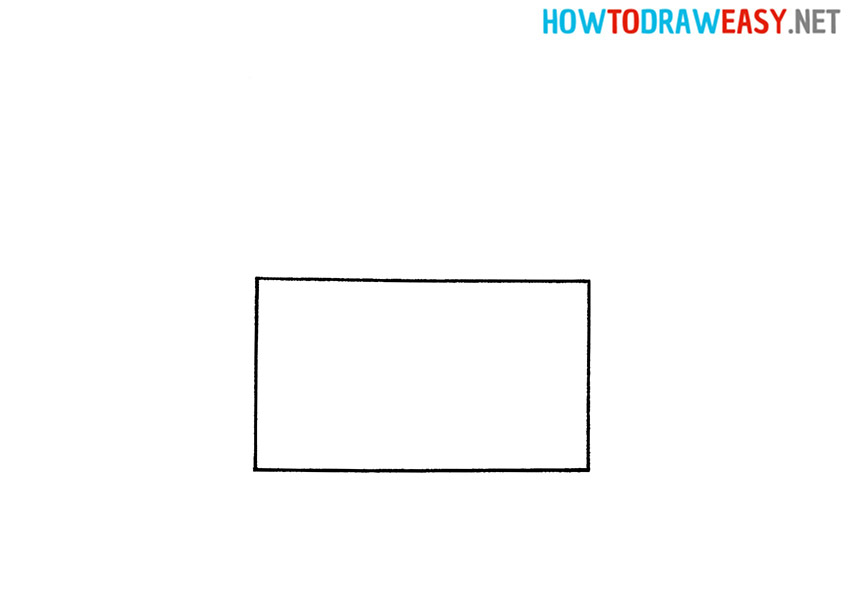 House Easy Drawing Guide