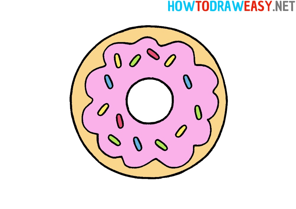 How to Draw a Donut
