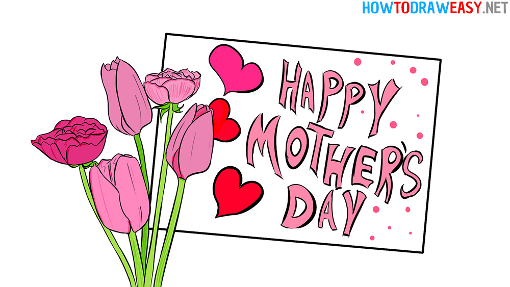 Mothers Day Drawing