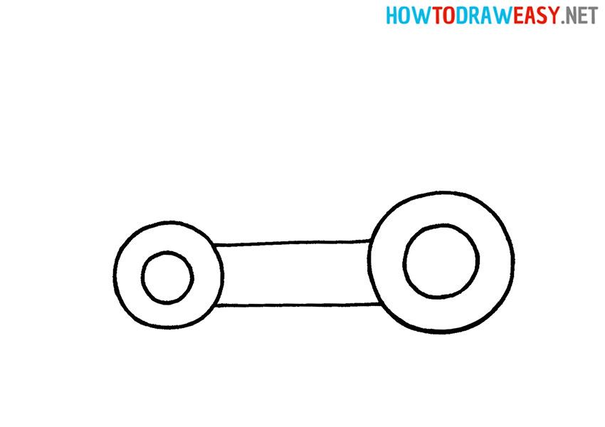 Race Car Drawing Tutorial