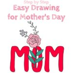 Easy Drawing for Mother's Day