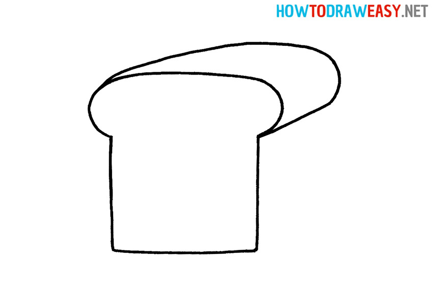 Bread easy drawing guide