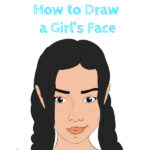 How to Draw a Girl's Face