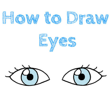 Eyes How to Draw