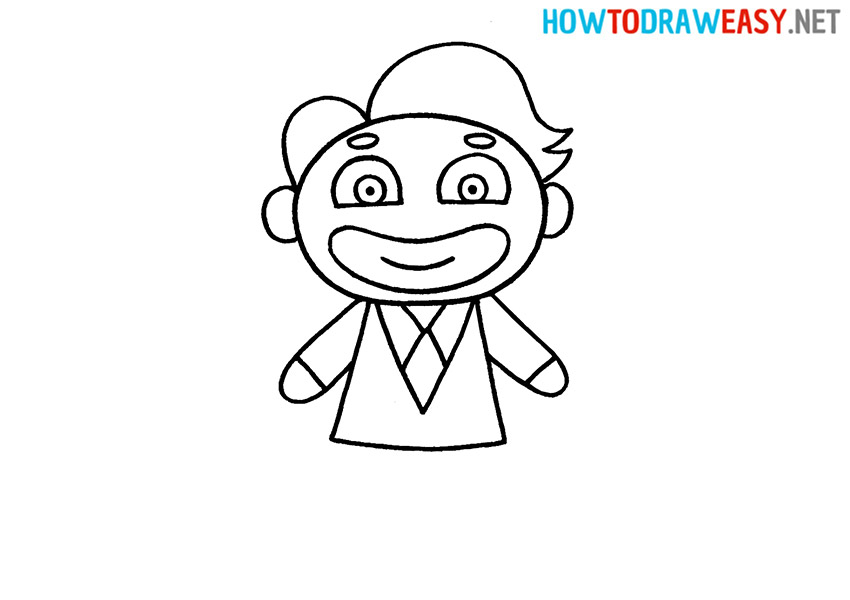 How to Draw the Joker Easy
