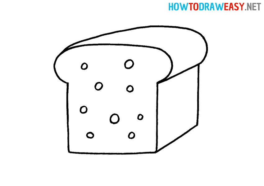 How to Sketch a Bread