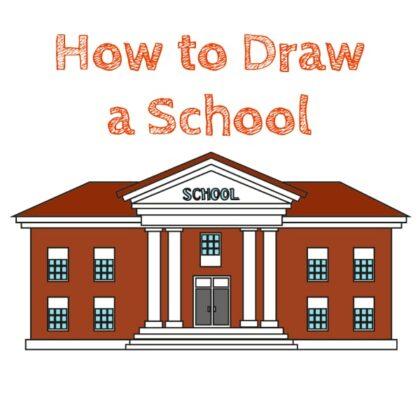 School How to Draw