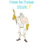 How to Draw Zeus