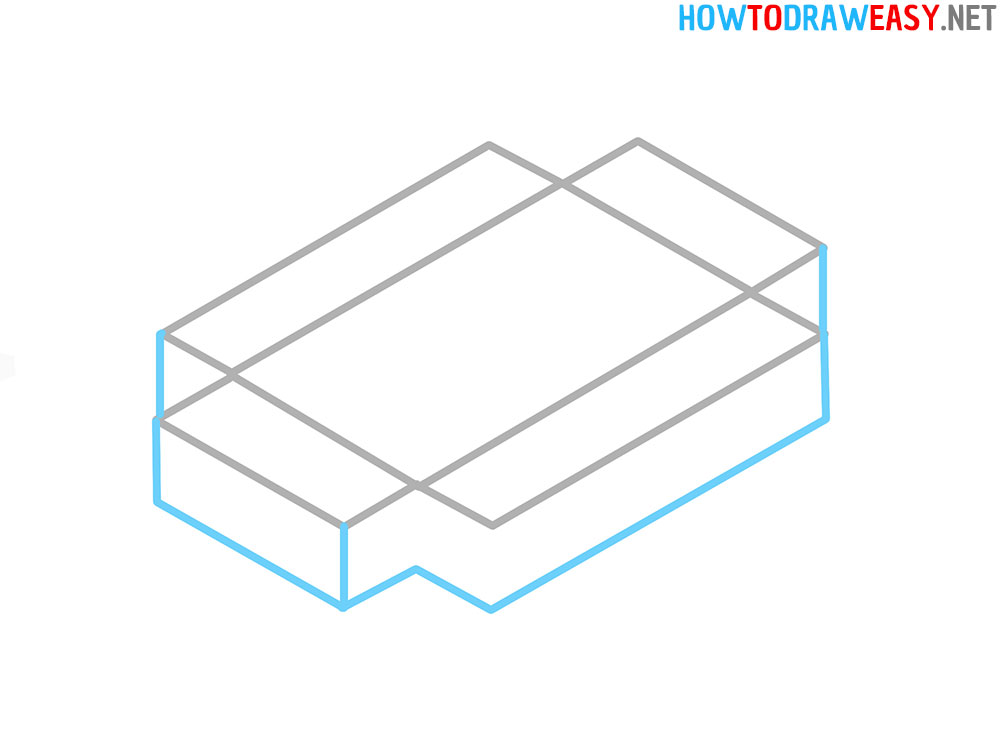 How to Draw a Soccer Stadium for Beginners