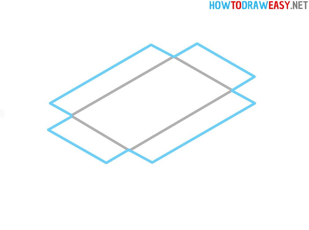 Step by Step How to Draw a Soccer Stadium