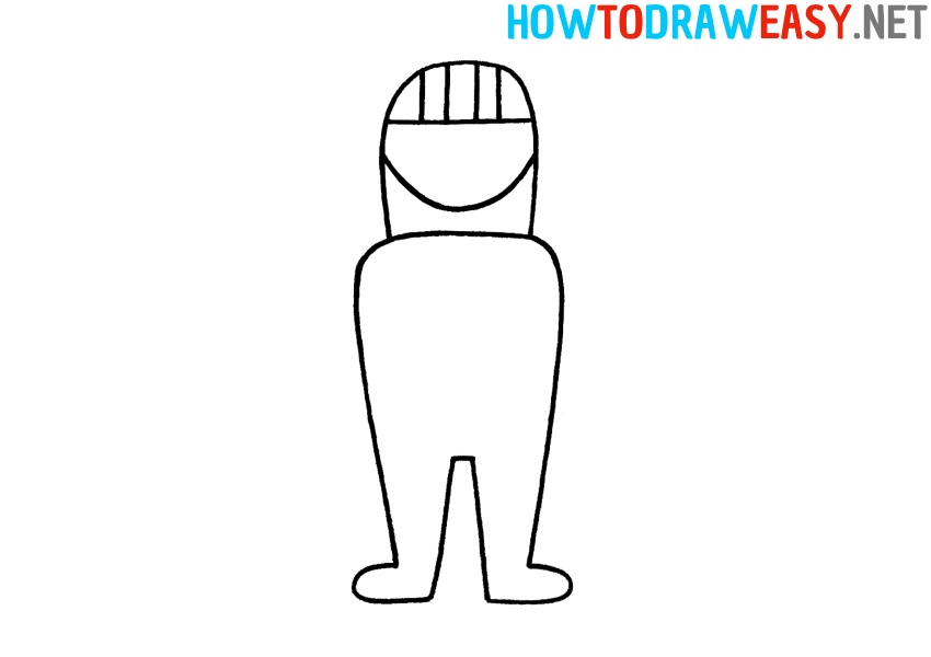 How to Draw Fortnite Burnout
