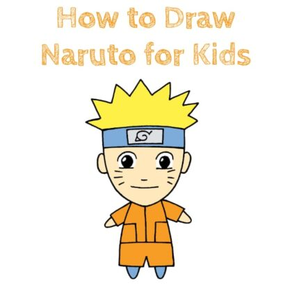 Naruto How to Draw