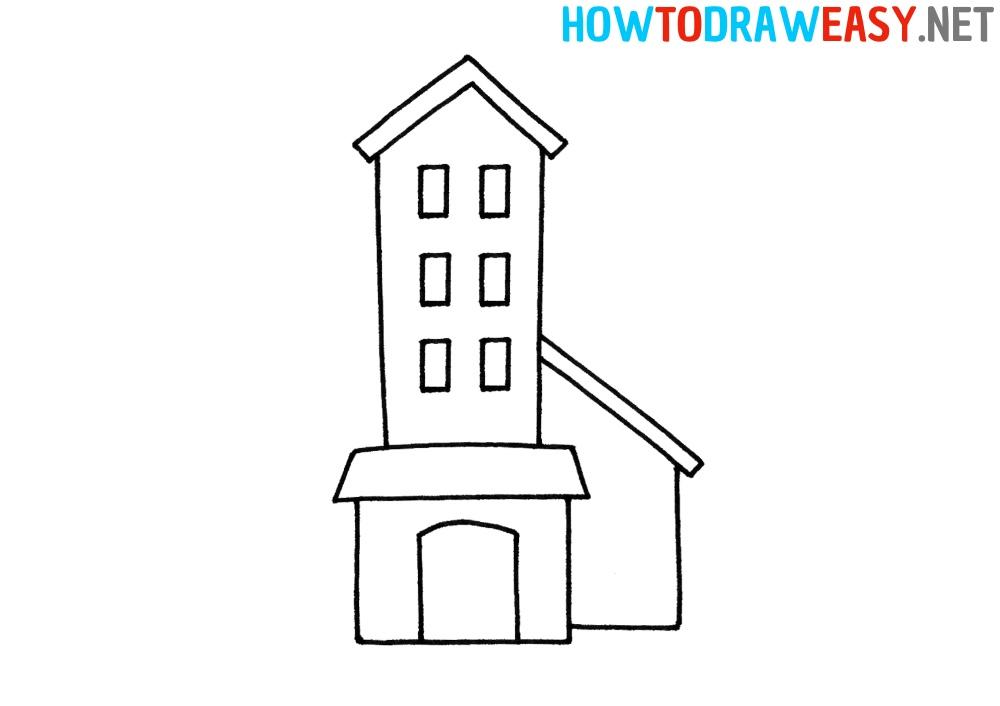Building Drawing Tutorial