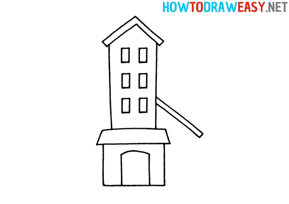 Building Easy Drawing Tutorial