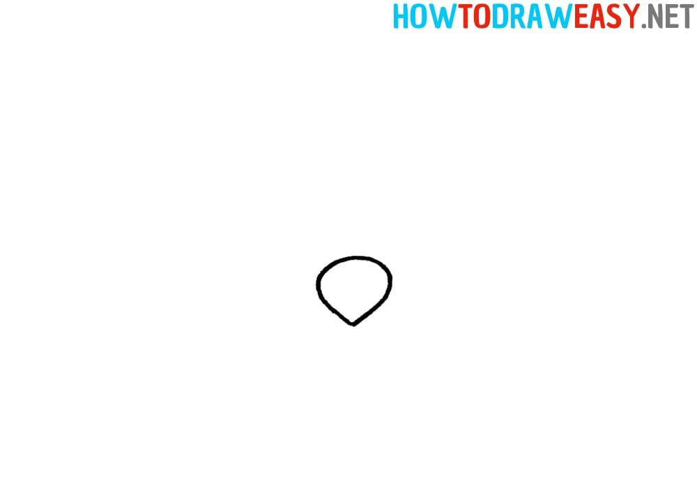 Dog Muzzle Drawing Tutorial