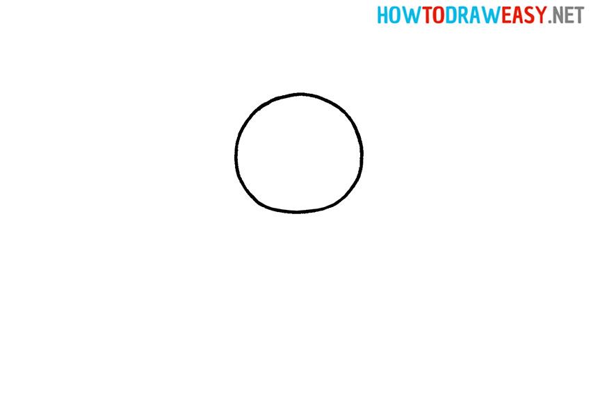 Drawing Snowman