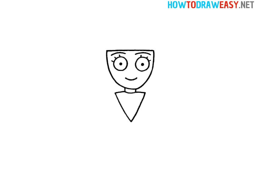 Easy Princess Drawing Tutorial for Kids