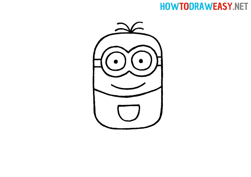 How do You Draw a Minion