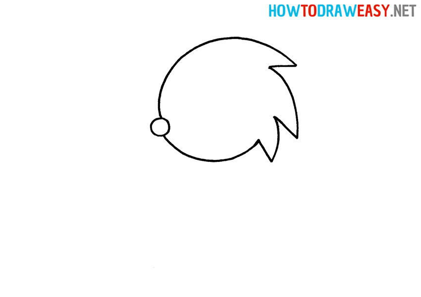 How to Draw Sonic Characters