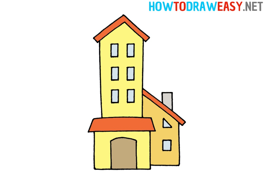 How to Draw a Building