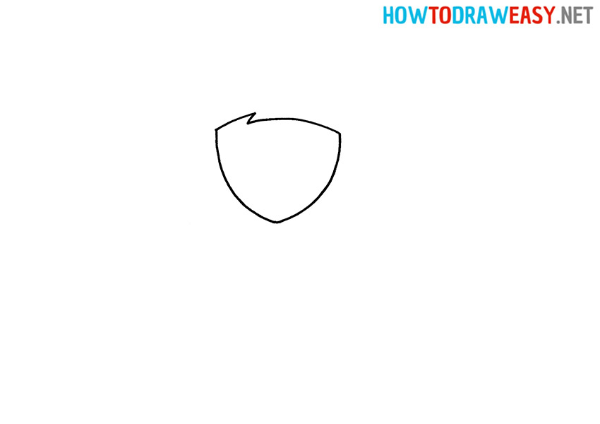 How to draw a Simple Elsa