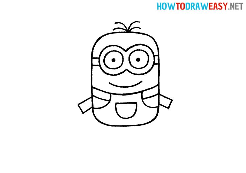 Minion How to Draw