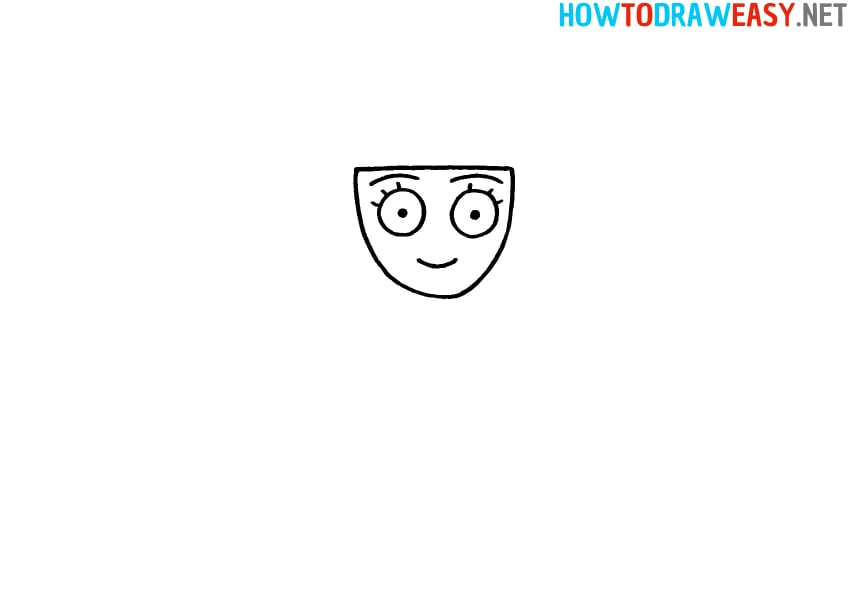 Princess How to Draw Easy