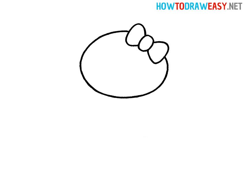 Sketching Hello Kitty