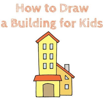 Tower Drawing Tutorial