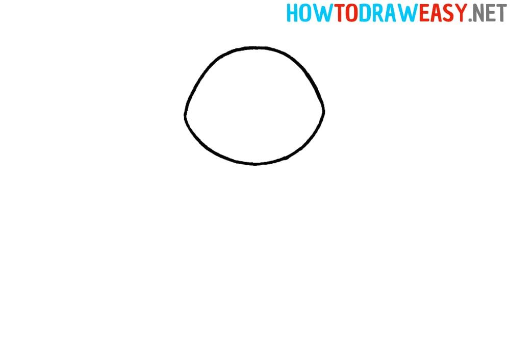 tmnt step by step easy drawing