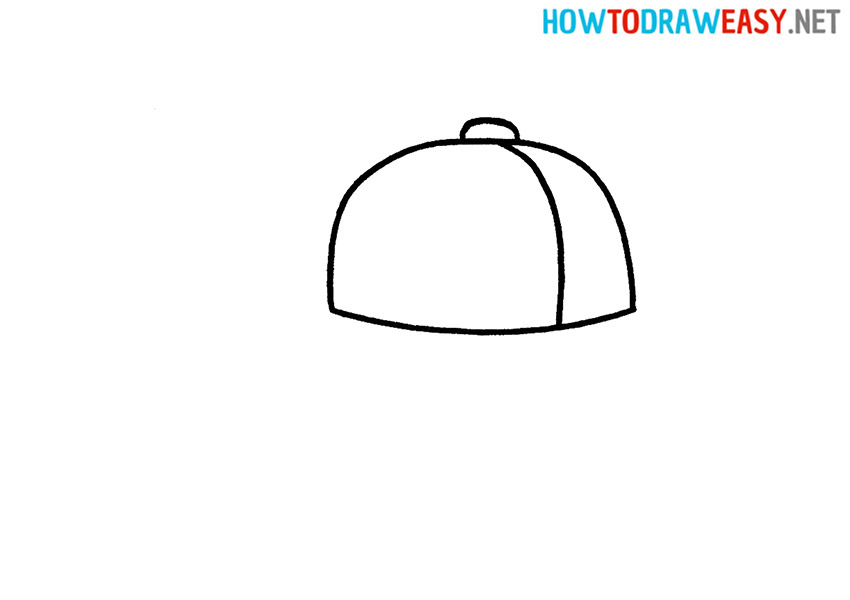 Cap How to Draw