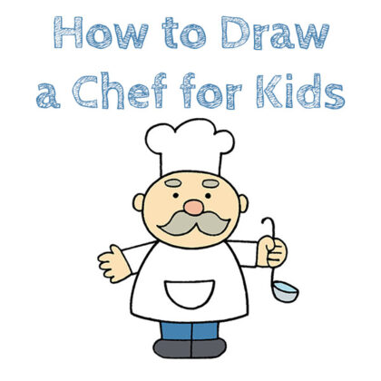 Chef How to Draw