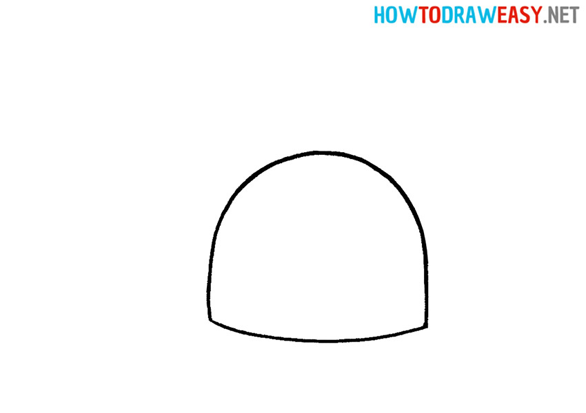 Draw Teapot Step 1