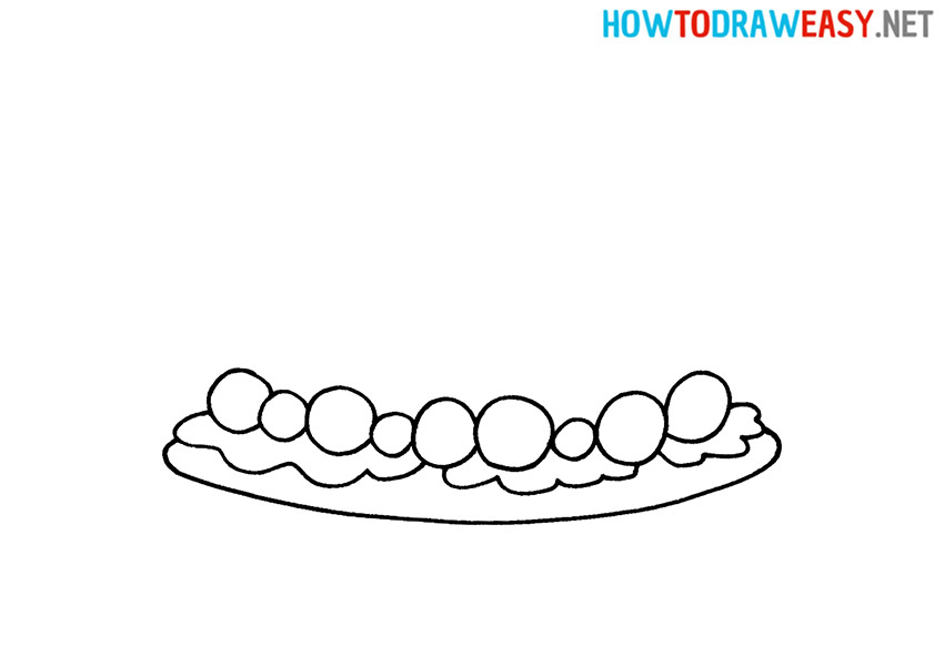 Draw a Roast Turkey