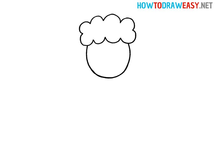 Drawing Clown