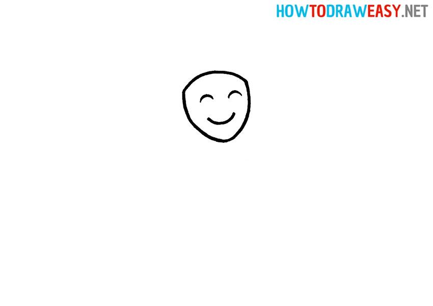 Drawing Gymnast